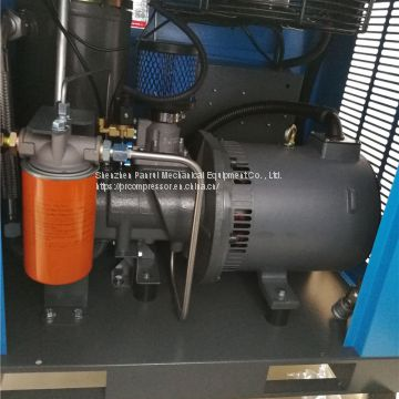 3 PHASE 10HP 7.5KW 0.8MPA ELECTRIC MOTOR DIRECT DRIVEN SCREW AIR COMPRESSOR BRAND KAISHAN