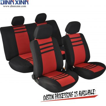 DinnXinn Toyota 9 pcs full set Jacquard cover seat car women factory China