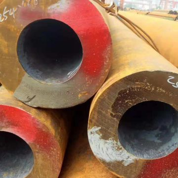 Stkm16a Seamless Carbon Large Diameter Steel Pipe