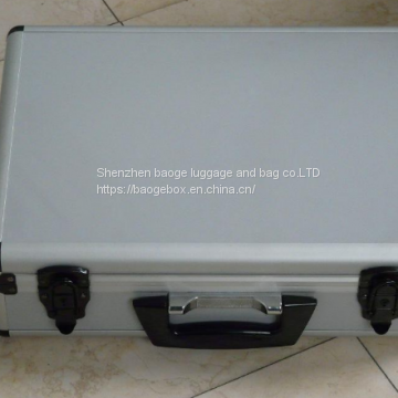 Aluminum Case  Pink Flight Case Equipment Shockproof Flight Case