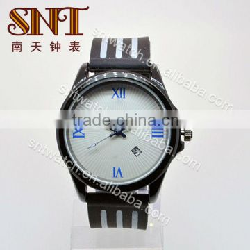 SNT-SI048 silicone watch battery pc21 watch battery silicone watch leather