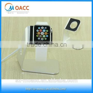 Aluminum for apple watch stand rack,for apple watch stand metal