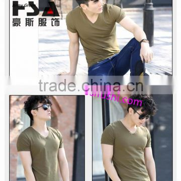 design your own short sleeve v neck t shirt, v neck t shirts bulk, v neck blank t shirts for men