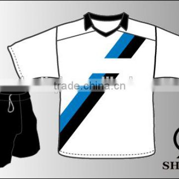 ... Fashionable cool design man football uniforms soccer uniforms set for  teams wholesale mens tracksuit ... 50c51ef36