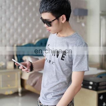 Peijiaxin Latest Design Casual Style Boys Printed T shirts