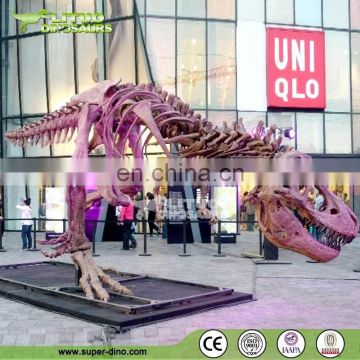 High Quality Artificial Dinosaur Fossil From Dinosaur Fossil Factory