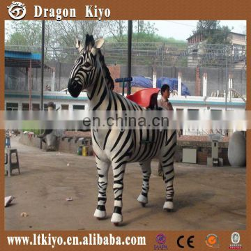 2016 Life size simulation zebra statues for sale