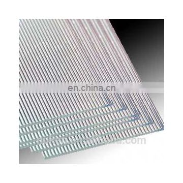 PS lenticular sheet 18 lpi for flipping effect