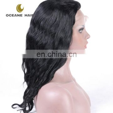 Hot style 2016 new cheap price factory price wholesale human hair full lace wig