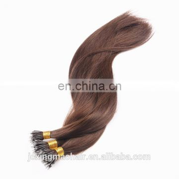 DOUBLE DRAWN remy human russian nano ring wholesale hair extension
