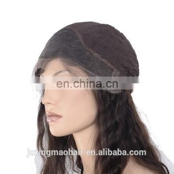 wholesale price top quality 5A grade 100% remy human hair lace front wigs