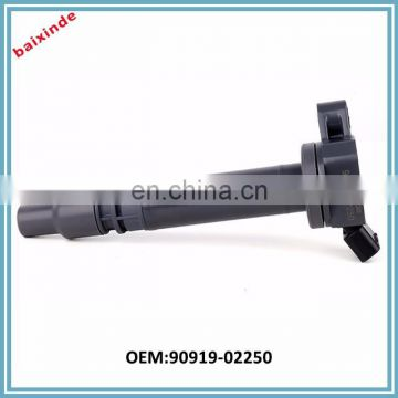 BAIXINDE Auto Parts Ignition Coil 90919-02250 90919-02256 For Lexus GS300 Camry 4Runner IC194