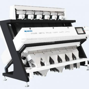 Macadamia Optical Sorter Color Sorting Machine for Nuts Processing