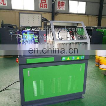 CR709L Common rail test bench with stage 3 tools function