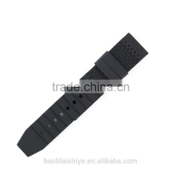 silicone watch band