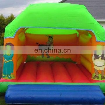 colorful inflatable castle for sale JC078