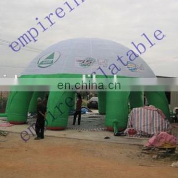 Inflatable advertising tent,inflatable short-stay car park T041