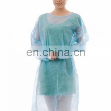PP SMS sterile disposable medical gowns /isolation gown