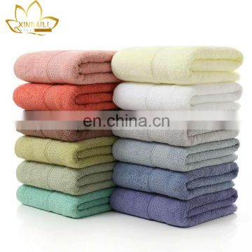 Factory Direct Wholesale High Quality 100% Cotton hotel bath towel
