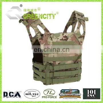 Outdoor Plate Carrier Ammo Molle Magazine Chest Rig Airsoft Vest