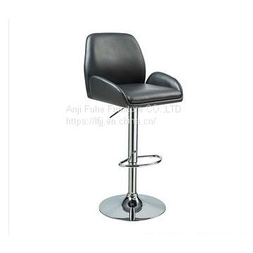 2018hot sale chair bar stool bar chair pu seating