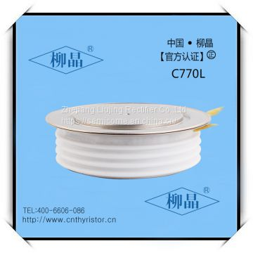 Best quality C770L IP147-3176 fast thyristor for induction furnace