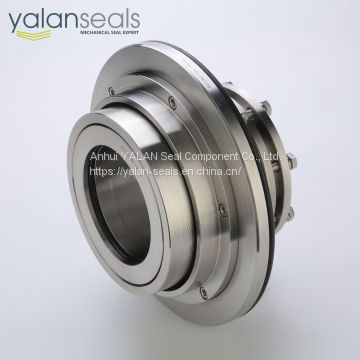 ZHJ Mechanical Seals for Paper-making Equipment, Alumina Plants, Flue Gas Desulphurization, Deashing System and Slurry Pumps
