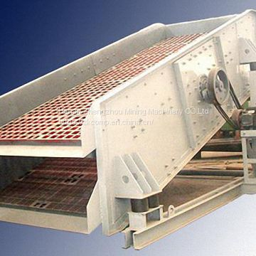 Ceramics powder vibrating screen/ceramics vibration screen for sale