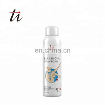 Ti Hair Removal Spray Foam High Effective Hair Remover Spray