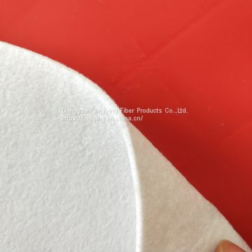 Wholesale high quality 1MM needle-punched felt for electric blankets felt laminating paper or aluminum foil