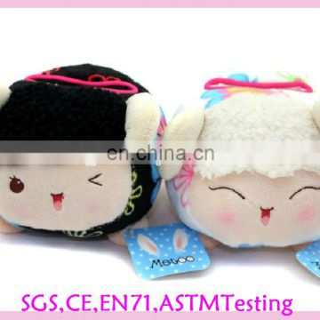 OEM plush gift phone holder toys with cheap price