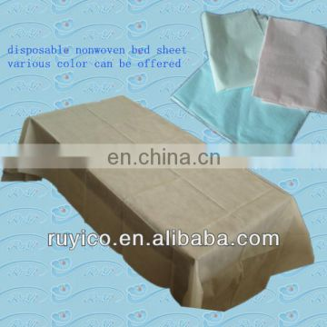disposable non woven hospital bed sheets