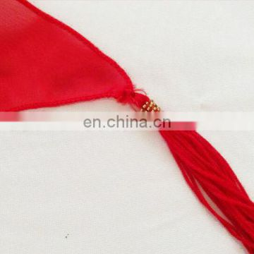 P-9068 OEM factory chiffon belly dance head veil for women