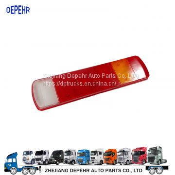 Zhejiang Depehr Heavy Duty European Tractor Body Parts Scania Volvo Daf Truck Tail Lamp Lens 1380819/3981782