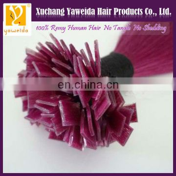 High quality products keratin flat tip hair 99j# alibaba fr