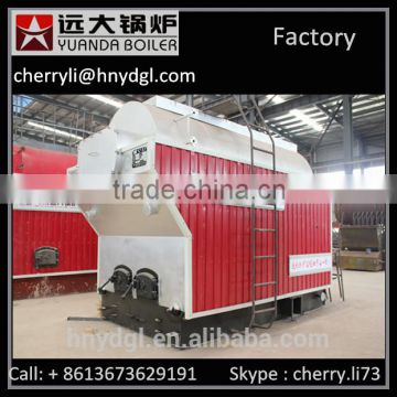 5000kg 5 ton wood fired steam boiler for sale