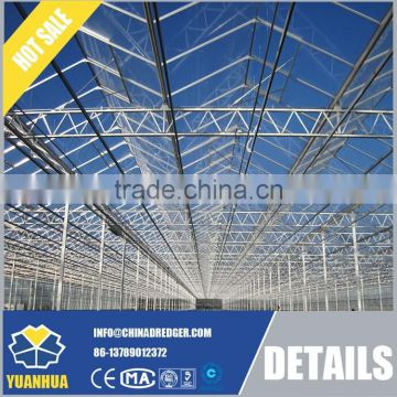 Galvanized Steel Frame for Commercial Greenhouse Kit