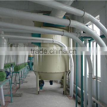 Whole Grain Mills Flour Factory for Grain Flour Production Plant
