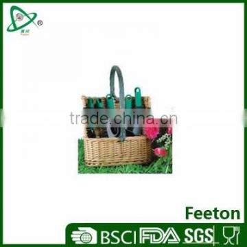Kids mental & plastic french gardening tools and equipment