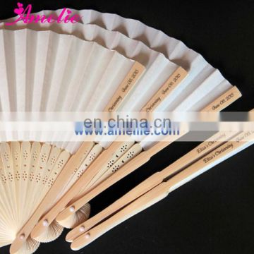 Party Promotion Hand Fan Customize as Logos