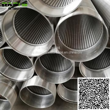 stainless steel  well point well screens
