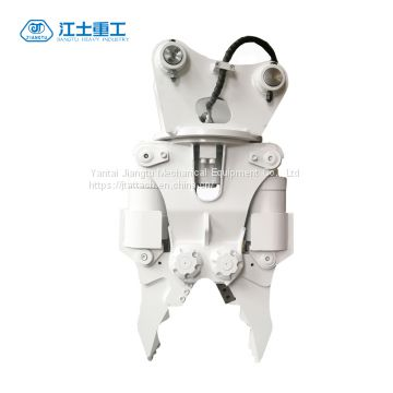 Hydraulic Pulverizer Attachment for Excavator