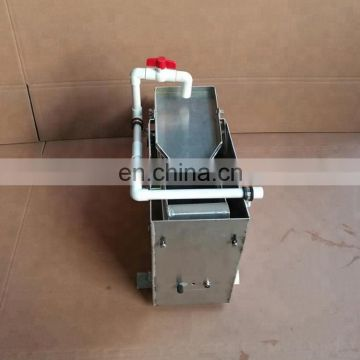 REAL high quality super fine e waste gold recovery machine