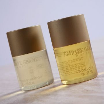 ELIYA Brand Luxury Hotel Amenities Supplier/20ml Hotel Shampoo Liquid
