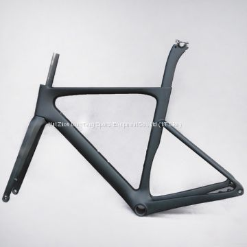 Carbon Full inner cable  Road frame set LTK268