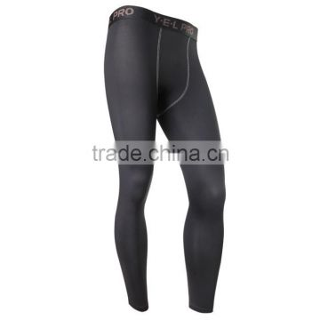 Compression Men Tights Gym Fitness Pants Professional Sports High Elasticity Running Joggers Fit Tights Leggings 1010