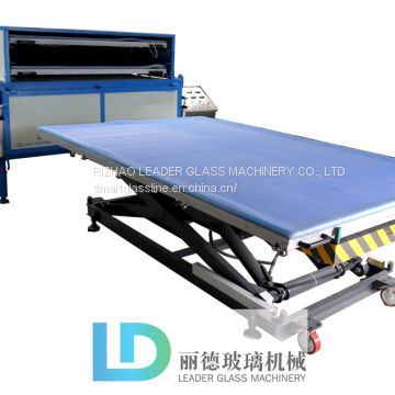 Switchable China made Three Layers Laminated Glass Equipment Glass Laminating Equipment