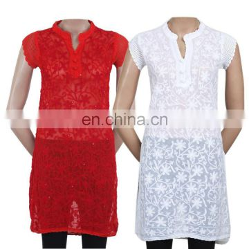 Delhi Wholesale Kurtis Hand Embroidery India Cheap Of Embroidered