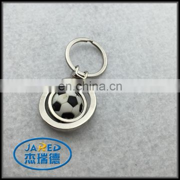 FOOTBALL KEY CHAIN GOLD  KEYCHAIN 3D FULL COLOR IMAGE FREE ENGRAVING