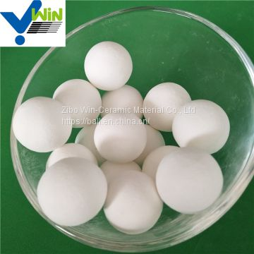 Catalyst bed support 99% alumina ceramic packing balls with good price